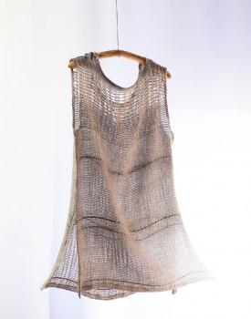 top - hand weaving 001-d